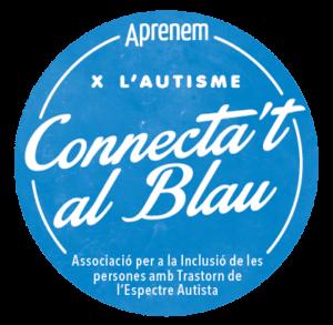 Marca x l'autisme Connecta't al Blau